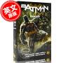 现货 蝙蝠侠 不朽传奇选集 英文原版 Batman: Eternal Omnibus DC漫画 布鲁斯・韦恩 蝙蝠侠75周年纪念作品 武侠格斗