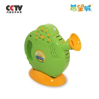 希望城2代儿童投影仪早教投影仪可下载充电故事机早教机宝宝玩具