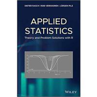 【预订】Applied Statistics 9781119551522