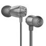JBL T380A双动圈单元入耳式苹果耳机HIFI耳塞式通用线控有麦 立体声音乐耳机 银