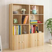 【爆款直降】御目 书架 简约现代创意落地书柜自由组合书架学生简易置物架多格儿童玩具柜子创意家具