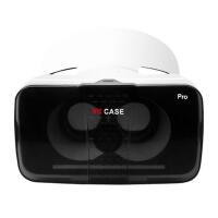 vr眼镜3d虚拟现实眼镜 头戴式头盔box游戏苹果手柄case眼镜 pro1单机