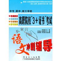 高职院校(3+证书)考试 语文 冲刺辅导