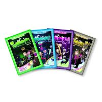 小豆子与吸血鬼系列(四册)套装