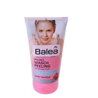 【学霸秒变女神】芭乐雅Balea树莓清洁毛孔去角质磨砂洗面奶150ML