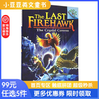进口原版THE LAST FIREHAWK #2:THE CRYSTAL CAVERNS:水晶洞穴