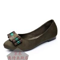 春秋款老北京布鞋女鞋单鞋平跟妈妈鞋平底孕妇鞋黑色工作鞋中老年女鞋广场舞跳舞蹈鞋散步逛街鞋女