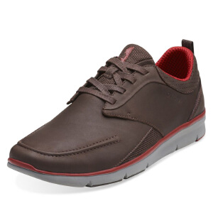 Clarks/其乐男鞋2017秋冬新款户外休闲鞋Orson Crew专柜正品直邮