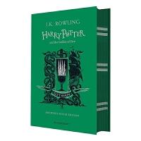 哈利波特与火焰杯 斯莱特林学院版 精装 英文原版小说 Harry Potter and the Goblet of Fi