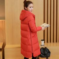 反季羽绒服女中长款加厚保暖2018冬装新款韩版修身显瘦大码外套女