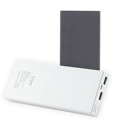 卡格尔移动电源手机平板充电宝20000快速高效安全外接电源2万毫安 实标2万毫安 苹果5s充电