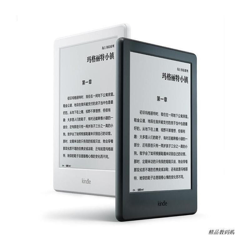 亚马逊Kindle X咪咕版电子书阅读器学生小说网文版Kandle658电纸书墨水屏6英寸kindel看书平板 舒适护目 外观纤巧 高性价比
