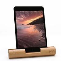 平板电脑支架 创意生日礼物实用送女友男生 木质家居生活用品