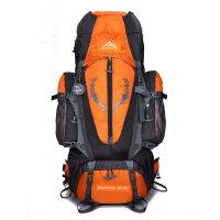 2018新款登山包大容量80L85L户外双肩背包旅行徒步野外露营驴友帐篷包