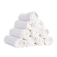 【当当自营】萌宝(Cutebaby)[水洗纱布]12层水洗纱布尿布10条装