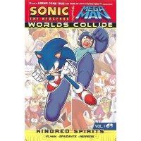 英文原版 Sonic / Mega Man: Worlds Collide 1