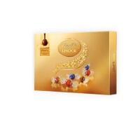 [当当自营] 瑞士进口 瑞士莲 软心精选巧克力 14粒装礼盒168g