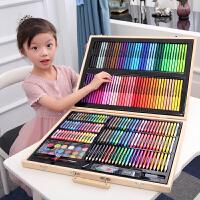 儿童画画工具套装画笔礼盒水彩笔小学生美术绘画学习
