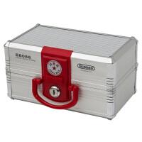 金隆兴印章箱 B8088 手提式印章盒 财务多功能印章收纳箱