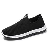 老北京布鞋男鞋春秋软底防滑老人运动鞋健步鞋女鞋休闲中年爸爸鞋