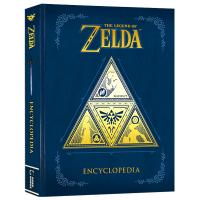 正版 塞尔达传说百科全书 英文原版 The Legend of Zelda Encyclopedia 百科设定集 从塞