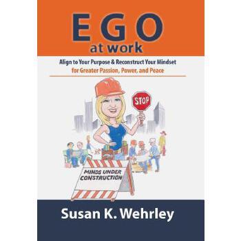 【预订】Ego at Work: Align to Your Purpose & Reconstruct Your Mindset 预订商品,需要1-3个月发货,非质量问题不接受退换货。