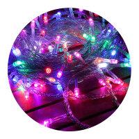 LED彩灯闪灯串灯满天星新年圣诞节装饰灯婚庆卧室房间户外小灯串
