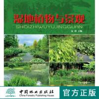 湿地植物与景观5745 植物与景观丛书中国林业出版社正版畅销书籍
