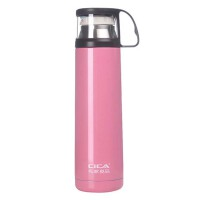 男女保温杯500ml 不锈钢水壶防漏水杯便携带杯子
