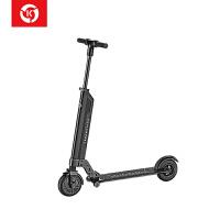 【当当自营】快轮科技F0升级版 电动滑板车成人可折叠迷你小型锂电池代步车 F0升级版6寸 黑色带座椅