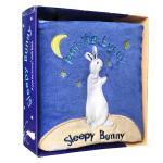 顺丰发货 Sleepy Bunny 瞌睡兔 ( Pat the Bunny系列 ) Cloth Book布书 幼儿启蒙