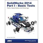 【预订】SolidWorks 2014 Part I - Basic Tools 9781585038534
