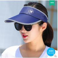 棒球帽女时尚鸭舌帽女空顶帽子夏女潮百搭韩版帽太阳帽运动网球帽可礼品卡支付