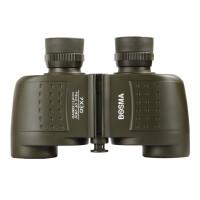 博冠蛟龙7x30 7x50带分划线罗盘指南针双筒望远镜微光夜视望远镜防水带测距望远镜