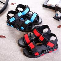 男童凉鞋夏季新款韩版儿童沙滩鞋中大童男童鞋男宝宝凉鞋防滑