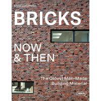 正版 Bricks Now & Then: The Oldest Man-Made Building Material