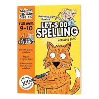 Let's do Spelling 9-10岁 英国小学五年级英语拼写练习册 英文原版小学教材
