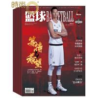 篮球杂志2019年全年杂志订阅一年共12期 10月起订 中国体育