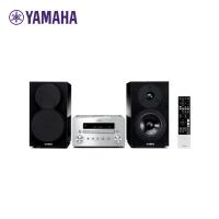 雅马哈(Yamaha)MCR-550 迷你桌面 音响 台式分体式CD组合音响套装(播放机CRX-550)