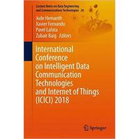 【预订】International Conference on Intelligent Data Communicat