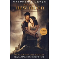 THE TWILIGHT SAGA NEW MOON 《新月》 MOVIE-TIE IN( 货号:2000020457455)