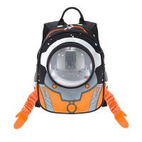 智高 ZG-8472 橙色 宝宝儿童书包 可爱卡通玩具双肩背包 太空宇航员幼童包 当当自营