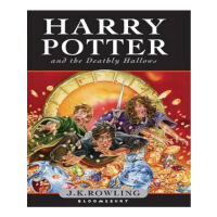 HARRY POTTER AND THE DEATHLY HALLOWS (哈利.波特与死亡圣器)-campus( 货号:2000017107080)