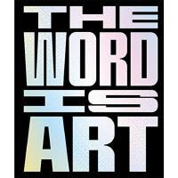 正版 The Word is Art 这个词是艺术 英文原版
