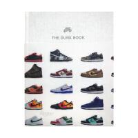 现货包邮 英文原版 Nike SB: The Dunk Book 关于耐克标志性的扣篮SB的第一本书 了解耐克扣篮推动