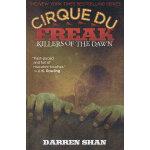 Cirque Du Freak #9: Killers of the Dawn 《吸血侠达伦・山传奇#9:黎明杀手》ISBN 9780316106542