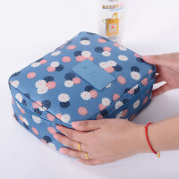 化妆包洗漱包旅行收纳包容量防水手提便携包出差化妆包便携收纳包