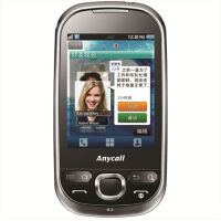 三星(SAMSUNG)I5508 3G手机WCDMA/GSM