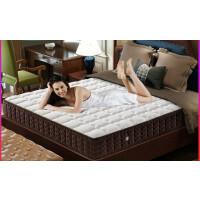 20191106123628540天然乳胶弹簧床垫席梦思软硬两用环保椰棕床垫 A款尊贵型 双面睡