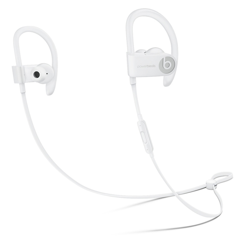 Powerbeats3 by Dr. Dre Wireless 入耳式耳机 白色 ML8W2PA/A